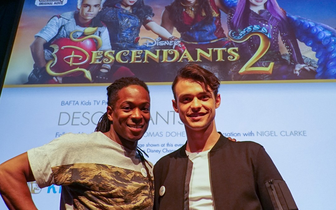 Descendants 2 BAFTA Preview and Competition