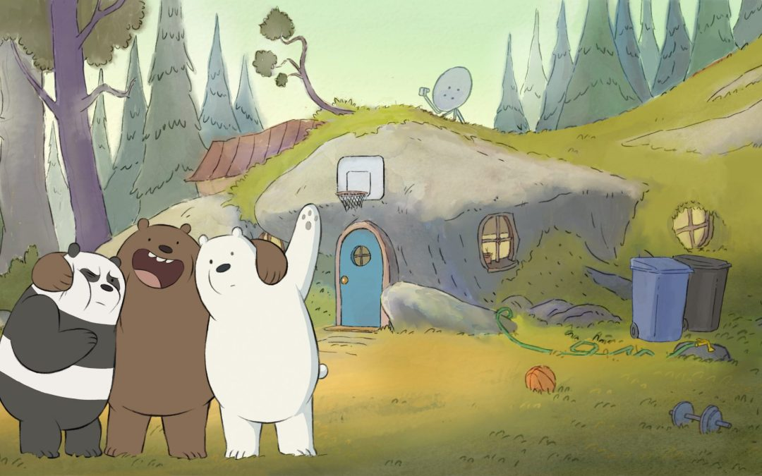 We Bare Bears Competition Terms and Conditions