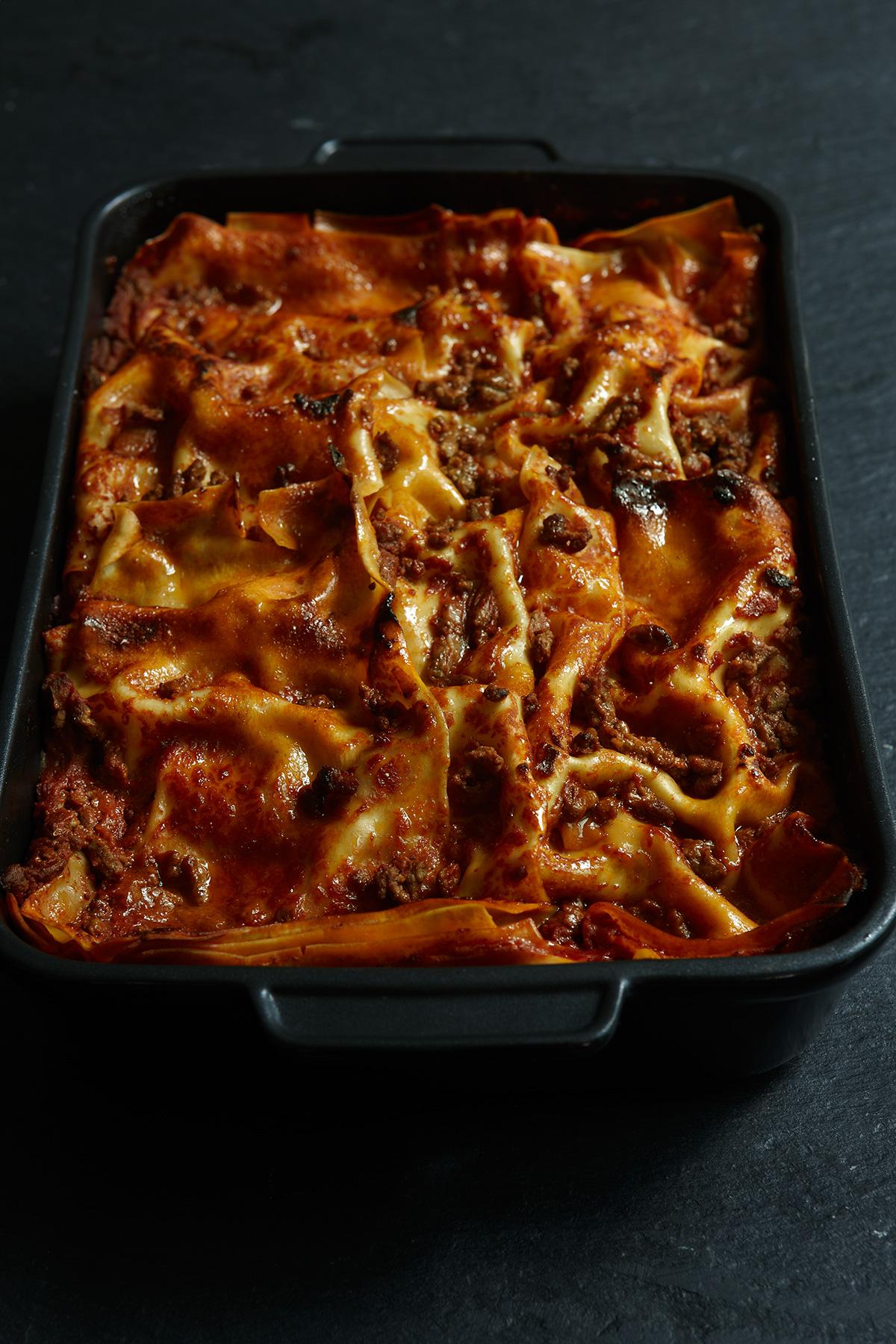 quick calabrian lasagne nigella s recipes lawson