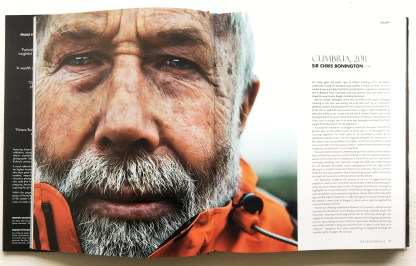 Mountain Portraits - Sir Chris Bonington