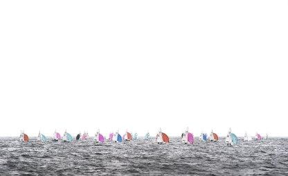 Rush Hour at Sea