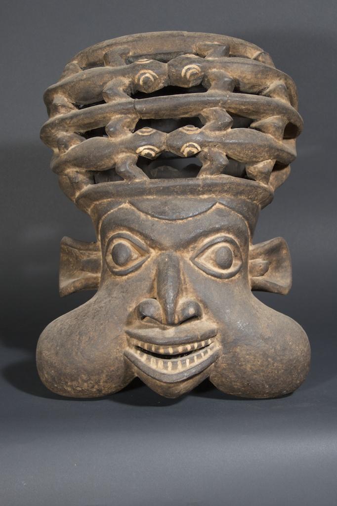 Bamileke mask  The Niger Bend  African Art African