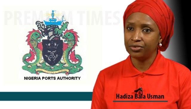 NPA MD, Hadiza Usman