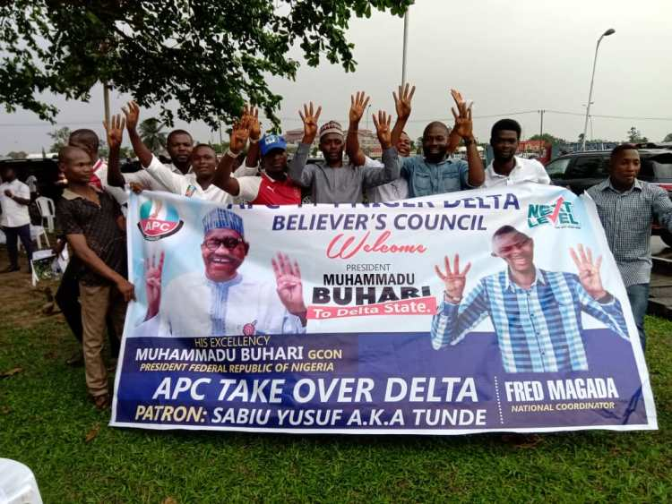 , 4+4 (Four plus Four) Niger Delta Believer's Council