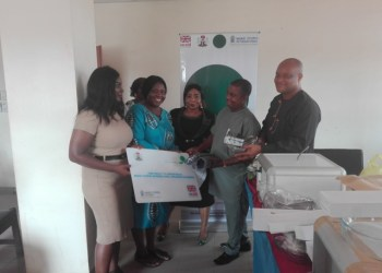 South East Manager Marie stope presenting the FP instrument