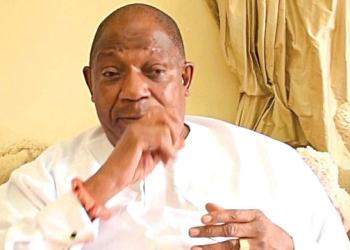 President-General of UPU, Olorogun Moses Taiga