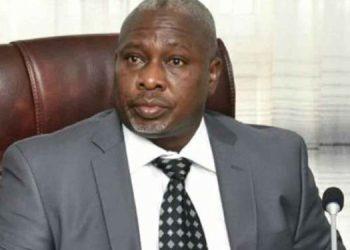 Impeached Deputy Governor of Kogi State, Elder Simon Achuba