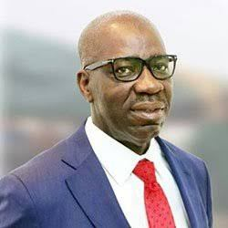 Governor Godwin Obaseki of Edo State