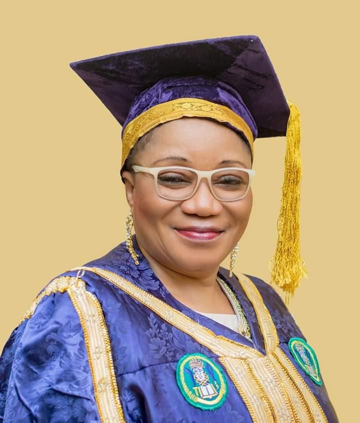 UNIBEN VC, Prof. (Mrs.) Lilian Salami
