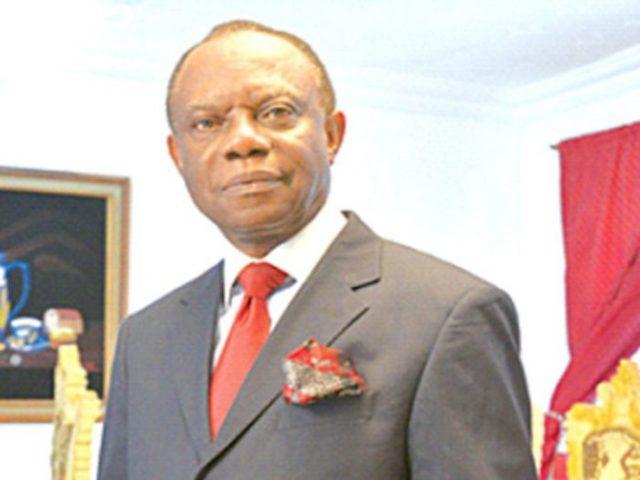 National President of PFN, Rev Felix Omobude
