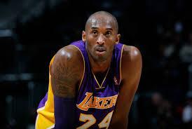 Basketball Legend, Kobe Bryant