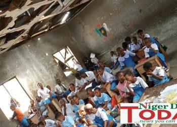 Isherhe Primary School, Agbarho