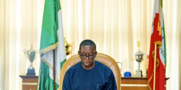 Dr. Ifeanyi Okowa, Governor of Delta State