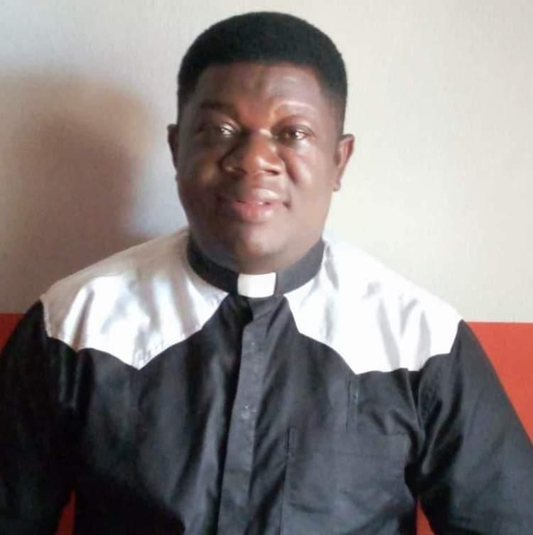 Rev Father Cyprain Kooro