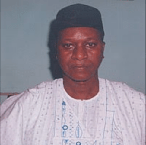 Prof Friday Eboreime