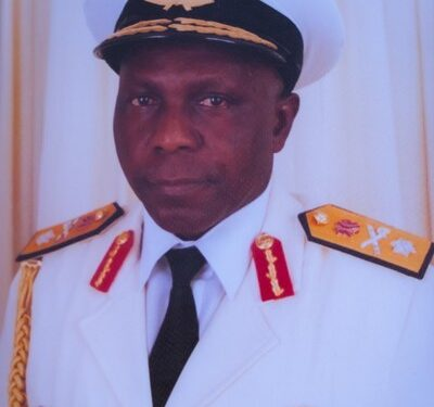 Rear Admiral Good Omo-Owho Akpolo (retd).