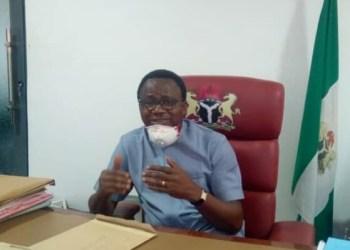 Frank Okiye, Edo Assembly Speaker