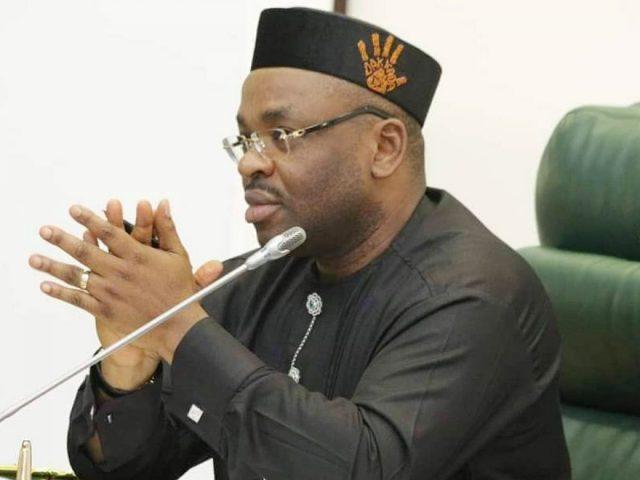 Udom Emmanuel, Akwa Ibom State governor