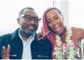 Femi Otedola and daughter, DJ Cuppy