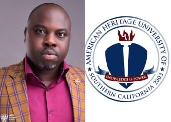 Dr John Mukoro and American Heritage University