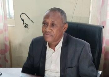 Professor Emmanuel Ogujor , Rector Delta State Polytechnic, Otefe-Oghara