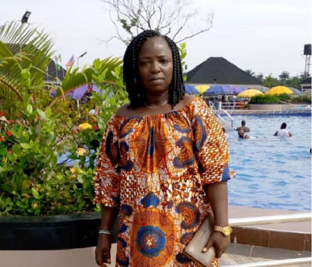 Ms Patience Komone