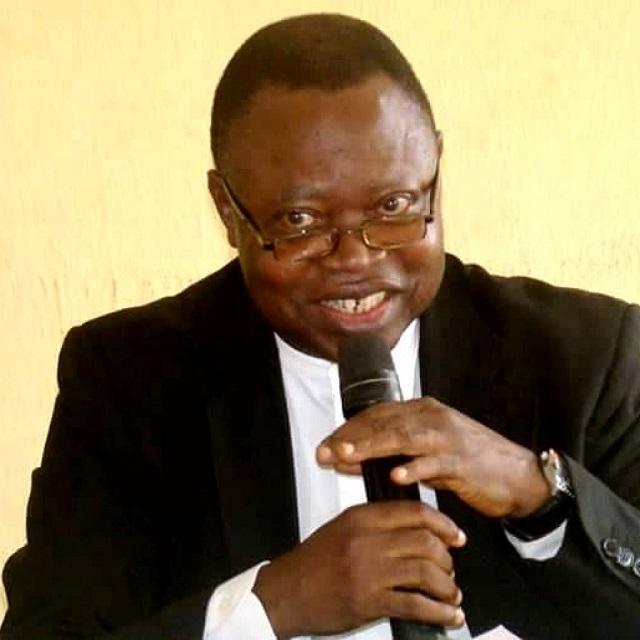 Prof Sam Ukala
