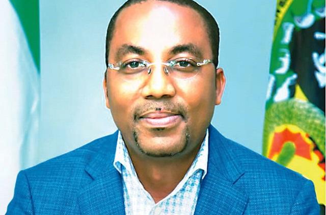 NPA MD, Muhammed Bello-Koko