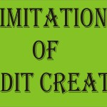 Limitations Of Credit Creation