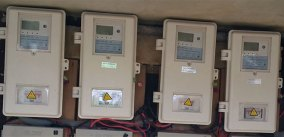 Image result for Electricity meter in nigeria