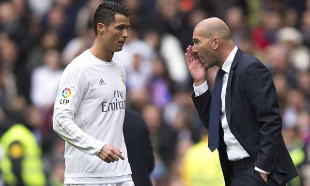 Zinedine Zidane, Real Madrid Coach