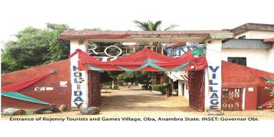 locations in Nigeria for family holidays