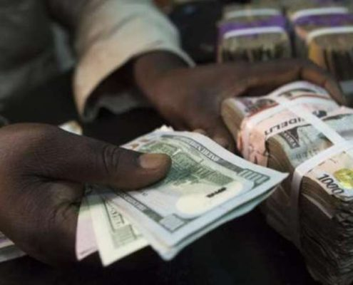 Gtbank Dollar to Naira Exchange Rate