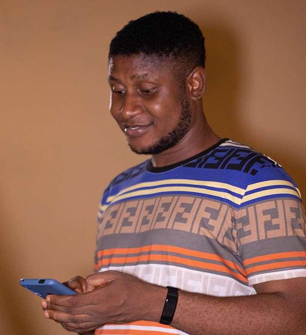 Mike Daemon qtalk nostrings nigeria