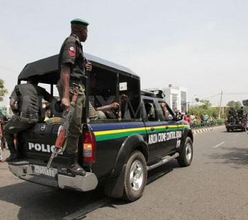 Image result for nigeria police van