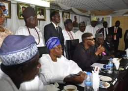 Image result for Southwest governors meet in Ibadan