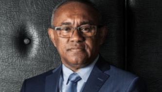 Image result for Ahmad steps down as Vice President of Madagascar Senate