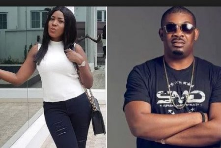 Image result for don jazzy and linda ikeji