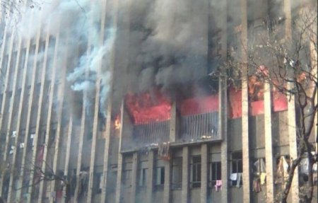 Image result for South Africa: 7 People Dead In Tragic Building Fire In Johannesburg