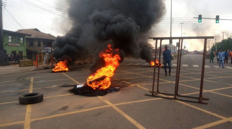 Two Killed, Vehicles Burnt In Akwa Ibom Pre-election Violence
