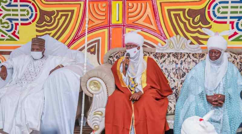 Gombe Governor Bags Traditional Title of Madawakin Gona in Akko LGA