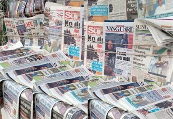 Guardian Newspaper Headlines Today Friday 13th November 2020