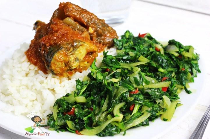 spinach stir fry healthy easy