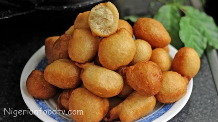 recipe for plantain puff puff