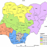 Top 5 Largest Nigerian States by Land mass