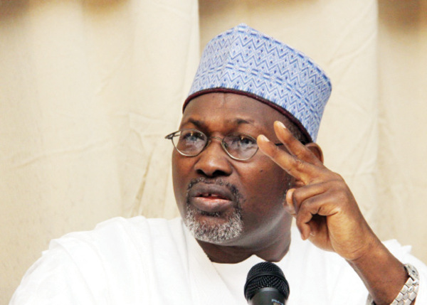 Image result for Attahiru Jega