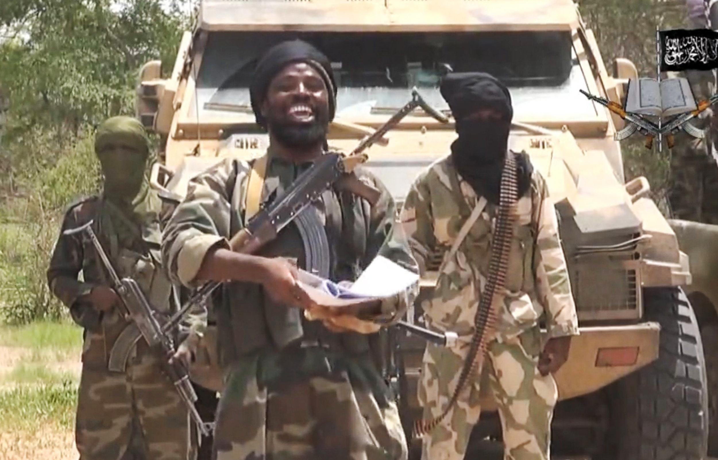Image result for Boko Haram photos