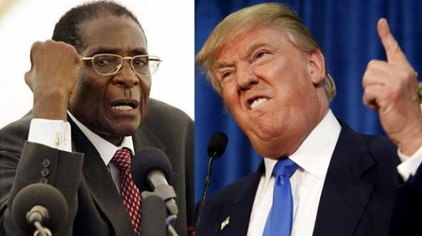 Mugabe Urges Support For Donald Trump, Says He Should Be Given Time|Robert  Mugabe Donald Trump