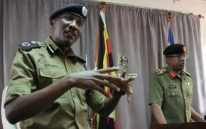 Image result for Uganda's Police deputy chief shot dead outside home