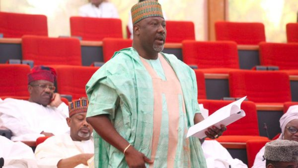 Court strikes out INEC's substituted service motion on Senator Dino Melaye